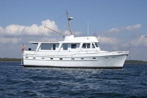 1975 Cheoy Lee 55 Trawler