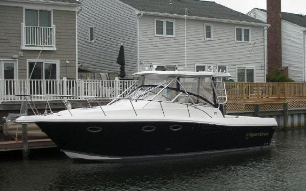 2010 SPORT CRAFT Sport Fish 31 Sport Fisher