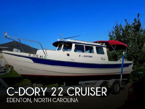 2003 C-dory 22 Cruiser 2003 C-Dory 22 Cruiser for sale in Edenton, NC