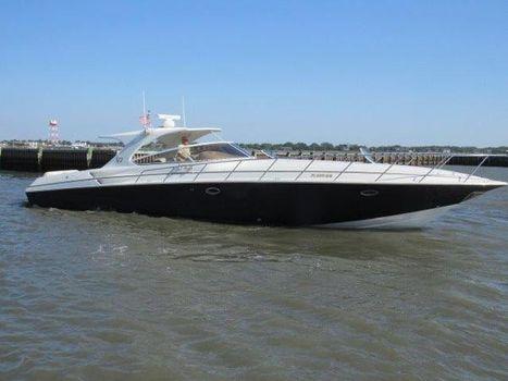 2004 Fountain Express Cruiser Profile