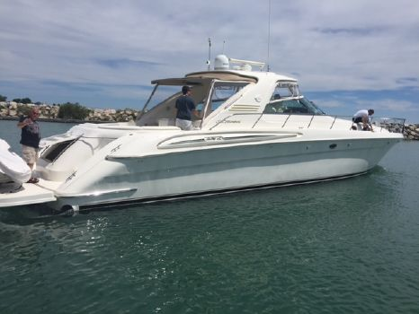 2000 Sea Ray 580 SS