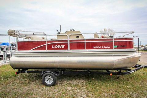 2016 Lowe 182 Fish & Cruise