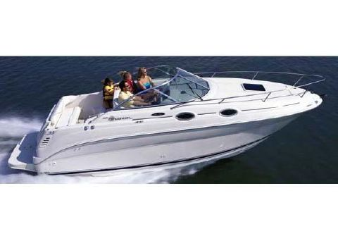 2004 Sea Ray 240 Sundancer Manufacturer Provided Image