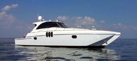 2015 Newport Offshore 57 Sport Coupe Profile