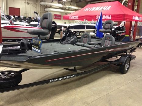 2015 Ranger Aluminum Tournament Series RT188