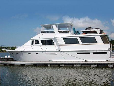 1988 Viking Motor Yacht Profile