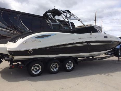 2008 Sea Ray sundeck 290