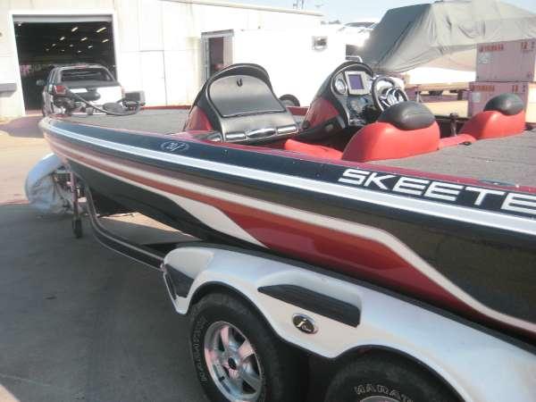 2007 Skeeter 20i