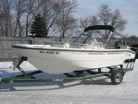 2000 Boston Whaler 16 Ventura