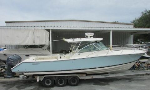 2007 Pursuit 345 Drummond Sportfish