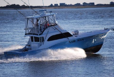 1991 Custom Carolina Sportfish