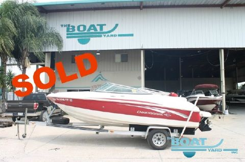 2007 Chaparral 190SSI