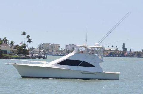2001 Ocean Yachts Super Sport Profile