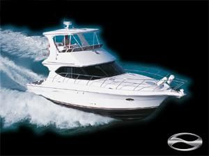 2003 Silverton 38 Convertible Manufacturer Provided Image