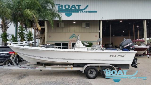 2003 Sea Pro SV2300CC
