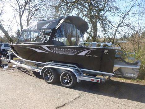 2017 Duckworth 235 Pacific Navigator