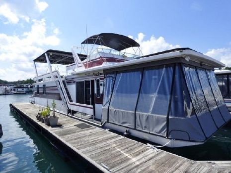 1987 Sumerset Houseboats 14x65