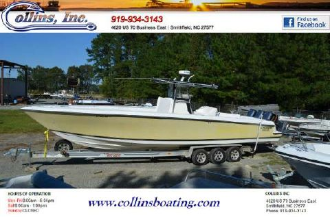 2000 Contender Contender 36 Center Console