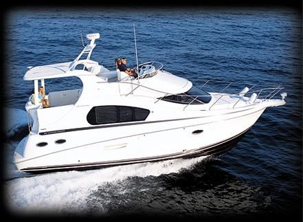2003 Silverton 35 Motor Yacht Manufacturer Provided Image