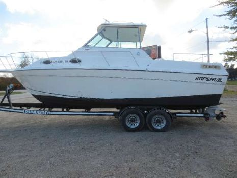 1994 Imperial Boats 270 Fisherman HT