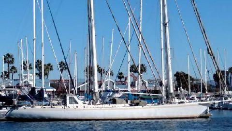 1980 Madlener Staysail Schooner