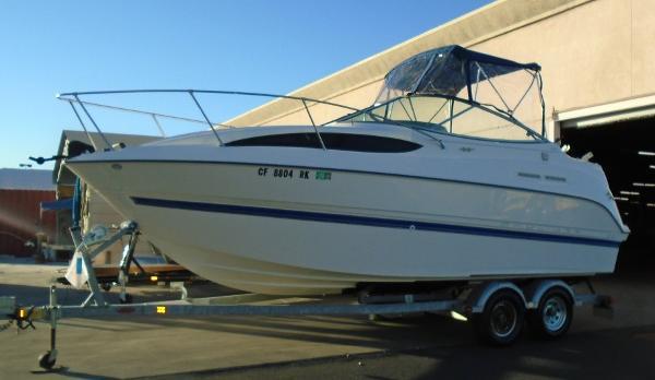 2007 Bayliner 245SB Cruiser