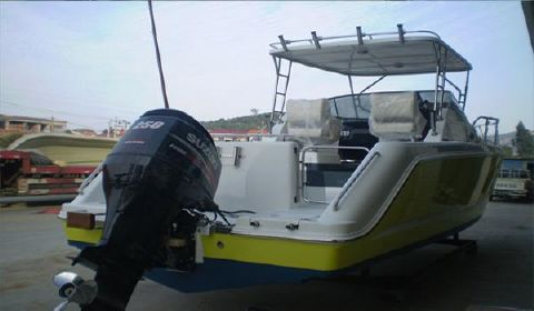 2016 Allmand luxury boats Offshore 30ft C