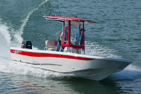 2017 Carolina Skiff 21 Ultra Elite Manufacturer Provided Image