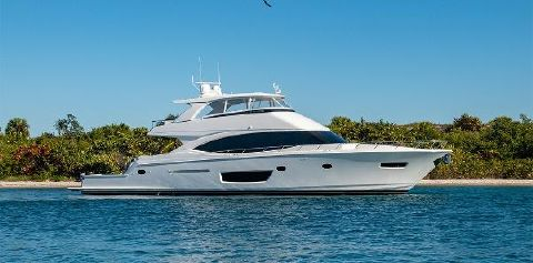 2020 Viking 82 Cockpit Motor Yacht (VK82-TBD) 2020 Viking 82 CPMY profile