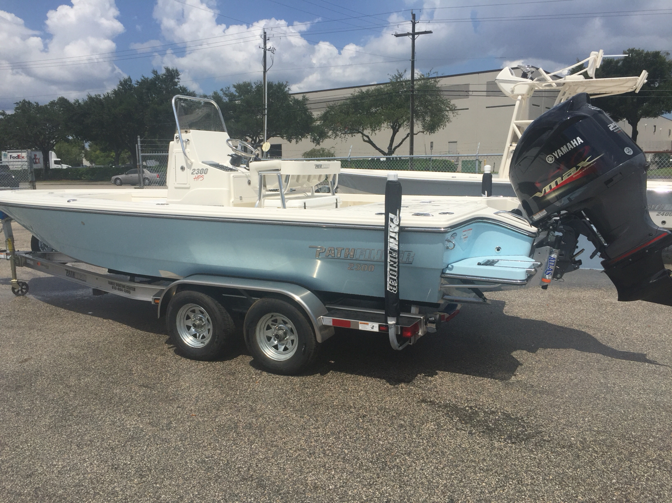 2017 Pathfinder 2300hps 23 Foot 2017 Pathfinder Boat In