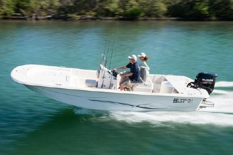 2017 Carolina Skiff 198 DLV Manufacturer Provided Image