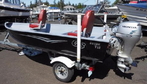 2013 G3 Boats V 12 Guide Series