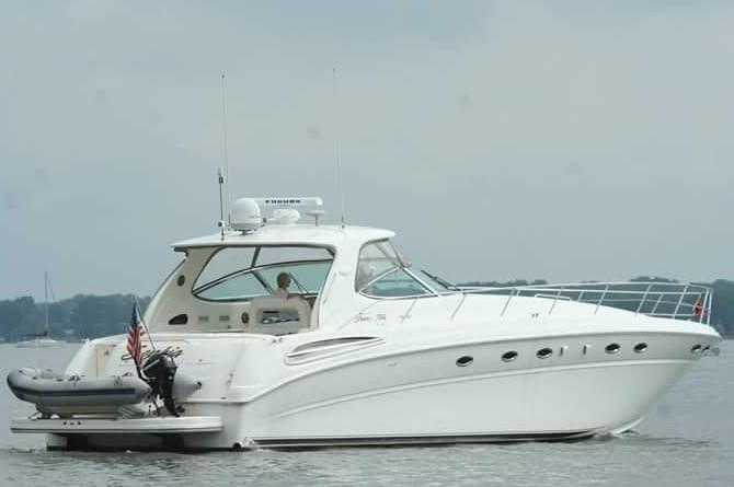 2001 Sea Ray 510 Sundancer