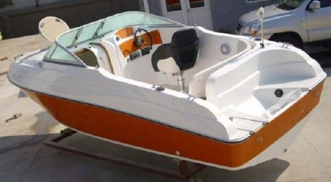 2015 Allmand Boat Model Sport 18ft