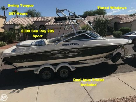 2008 Sea Ray 205 Sport 2008 Sea Ray 205 Sport for sale in Phoenix, AZ