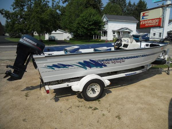 1995 sea nymph fm161 for 16 ft fishing boat