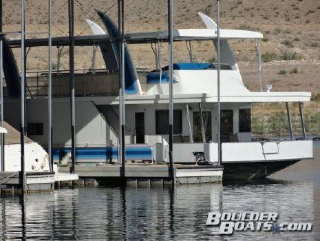 2004 Sharpe 75' X 20' Houseboat