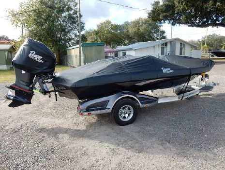 2017 Ranger Z518 Intracoastal