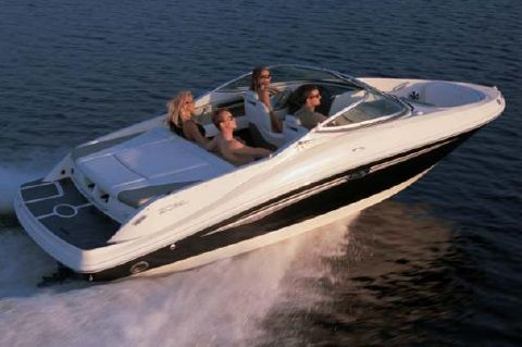 2007 Sea Ray 210 Select Manufacturer Provided Image