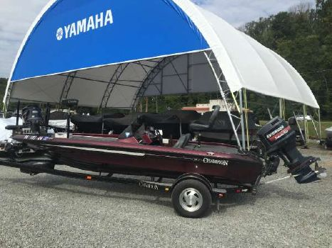 1998 Champion Boats 187 ELITE