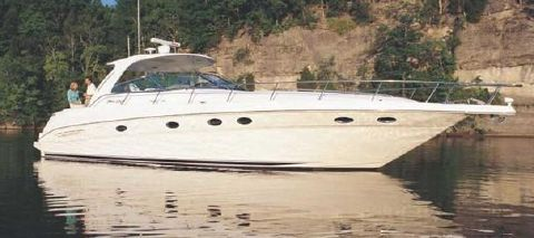 2003 Sea Ray 460 Sundancer Manufacturer Provided Image