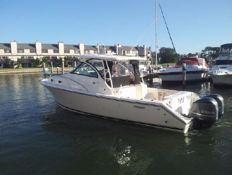 2014 Pursuit OS 345 Offshore