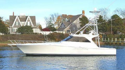 2008 Viking  Express  Sport Yacht