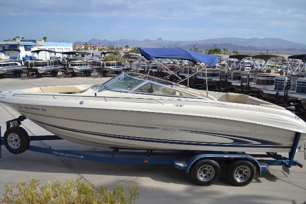 1999 Sea Ray 260 Bow Rider Select