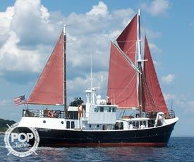 1963 H. De Hass 78 Trawler 1963 H. De Hass 78 Trawler for sale in Gloucester, MA