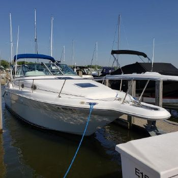 1997 SEA RAY 270 Sundancer Special Edition