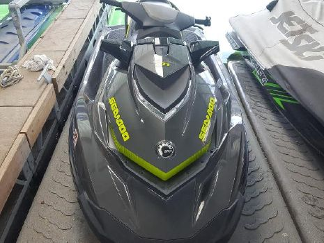 2015 Sea-Doo GTI Limited 155