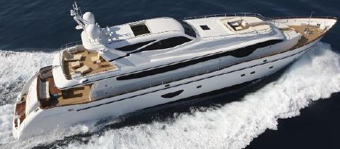 2010 Euroyacht Planet 125 S Hard Top