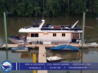 2007 Monticello 60 River Yacht