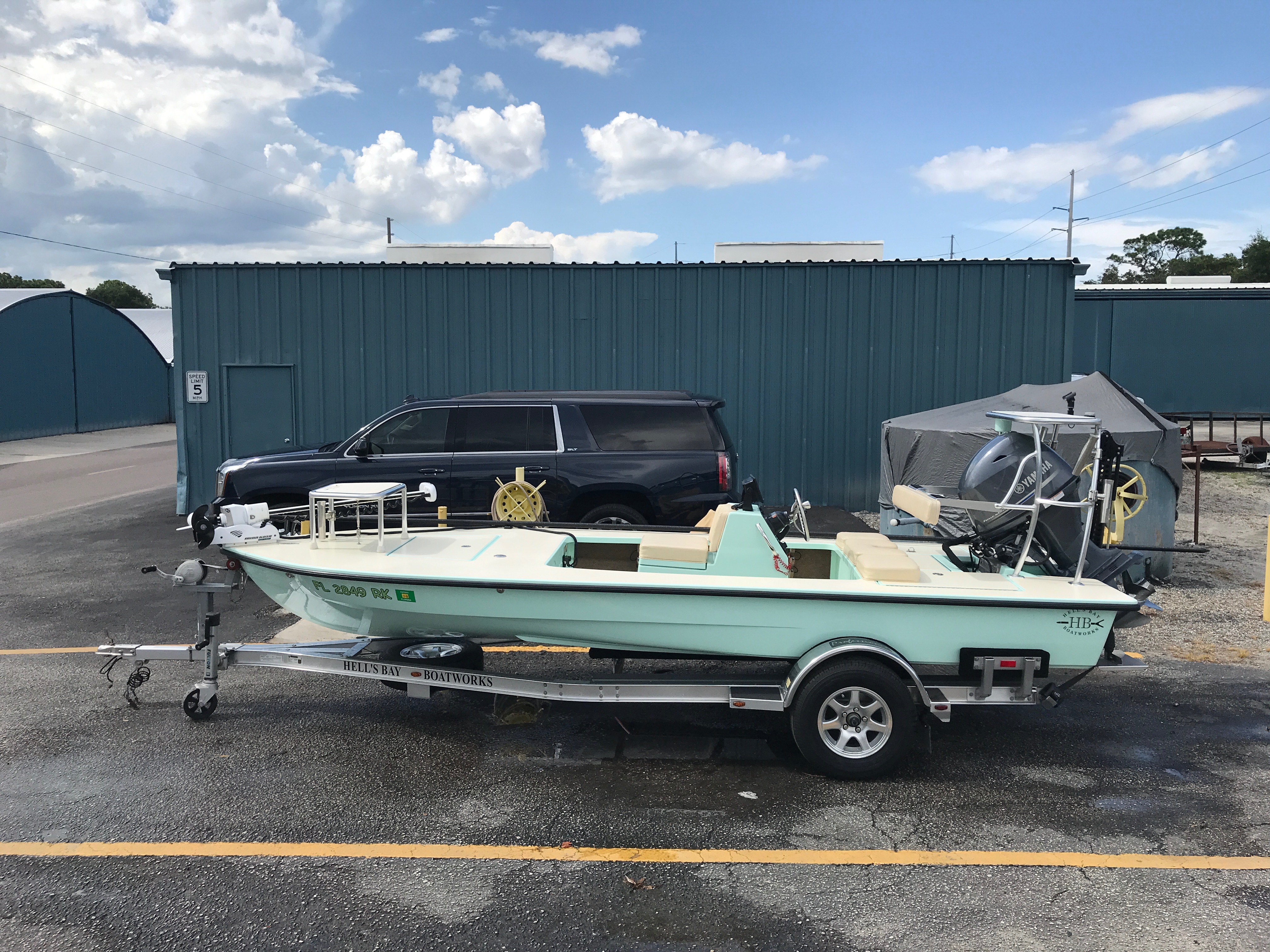 Check out this 2017 Hell's Bay Professional on Boattrader com